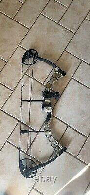 Diamond Archery Infinite Edge Droitier Chasse Bow Mossy Oak Country