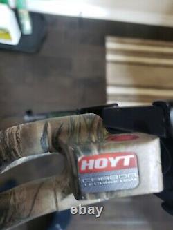 Élément Carbone Hoyt G3 Rkt Rh Paquet De Chasse 28-30 60-70# 2