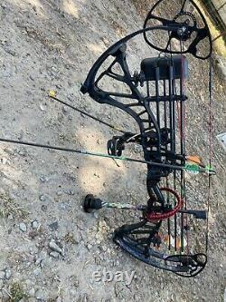 Entièrement Chargé! Bowtech Rpm360 Composant Bow Avec 7 Arrets
