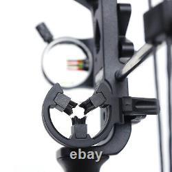 Etats-unis Composé Main Droite Bow Kit Arrow Tir À L'arc Cible Chasse Camo Ensemble 30-60lbs