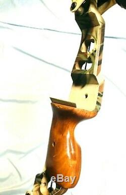 Excellente Oneida Lite Magnum Force Aigle Arc Pêche Chasse Rh 30-50-70 À Long Tirage