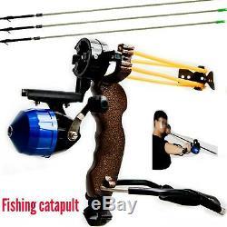 Fishing Professiona Catapult Arc De Chasse Puissant Flèche À Un Coup