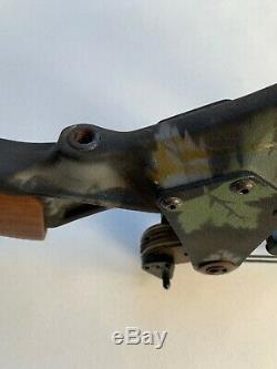 Force De Oneida Aero X80 Fish Eagle Chasse À L'arc Tir À L'arc 50-70lb Med Dessiner Sport