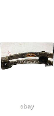 Fred Bear Trx 300 Compound Bow Hunting Team Realtree 29 Tirage 60 #