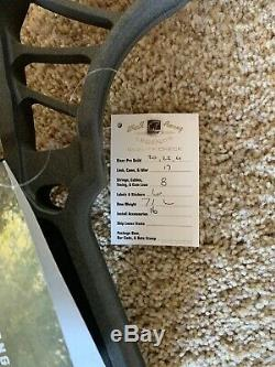 Fred Ours Tir À L'arc Divergent Bow Gris Rh 55-70 # 25-30 Chasse
