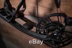 G5 Prime Series Noir 3 Main Droite 25½ À 31 50 # 60 # Chasse À L'arc