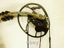 Hoyt Archery Carbon Defiant 34 Withacc 29 31 Lh 55# 65# Realtree Xtra Utilisé