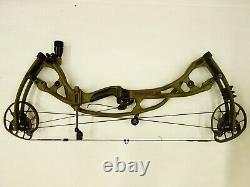 Hoyt Archery Carbon Rx5 Avecaccessoires 25 30 70# Nature Utilisée