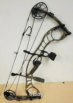 Hoyt Archery Faktor 30 Arc À Poulies Droite