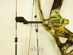 Hoyt Archery Redwrx Carbon Rx3 27 30 Lh 60# 70# Realtree Edge Utilisé