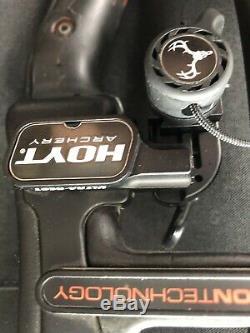 Hoyt Carbon Element Rkt 65 # 27 28draw Mods Main Droite Composé Chasse À L'arc