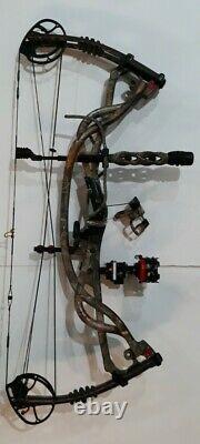 Hoyt Carbon Element Rkt Rh Wt 60-70 Len 29 Str Great Condition Hunting Ready