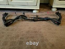 Hoyt Carbon Matrix Lh Compound Hunting Bow 40 À 50 Lbs