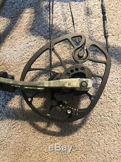 Hoyt Carbon Rx-3 Sitka Gore Optifade Elevated II Chasse À L'arc