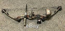 Hoyt Enticer Invader Rh 30 Composé Bow Dessine 70 Lb 39 1/2 Ata Prêt À Hunt