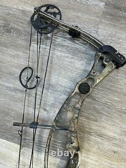 Hoyt Katera Compound Hunting Bow 29 Rh 60# À 70# Realtree