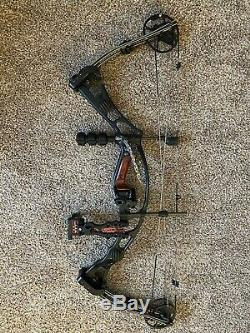 Hoyt Katera Hunting Bow Rh 60lb Composé