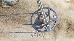 Hoyt Katera XL Xt 29 Z3 Cam 1 1/2 Camo Composé Arc De Chasse Prêt À Chasser