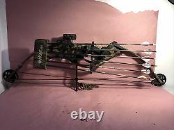 Hoyt Magnatec Intrus Droitier Rh 28.5-32 60-70 Lbs. Bow Hunting Archery