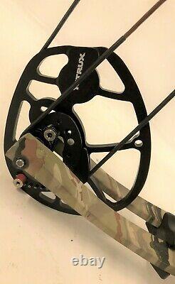Hoyt Nitrux Compound Bow Ready To Hunt Rh 60 Lbs 26 Tirage