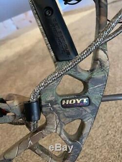 Hoyt Powermax, Arc, Tir À L'arc, La Chasse, Hoyt, Arc Composé
