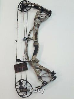 Hoyt Redwrk Rx3 Main Gauche De Carbone Bow Hunting
