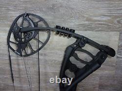 Hoyt Redwrx Carbon Rx-4 Arc De Chasse Composé 25 À 28 Main Droite 50# À 60 #
