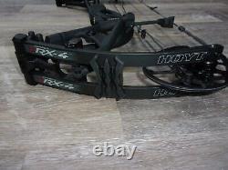Hoyt Redwrx Carbon Rx-4 Arc De Chasse Composé 28 À 30 Main Droite 60# À 70 #