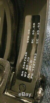 Hoyt Rx1 Rx-1 Composé Arbalète Turbo Tir À L'arc Noir Chasse Carbone Rh 28-30 60-70