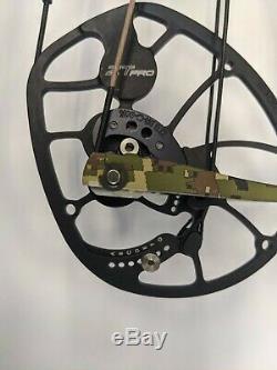 Hoyt Rx3 Redwrx Carbon Bow 55 # 65 # 27 À 30 Arc De Chasse Composé De La Main Rght
