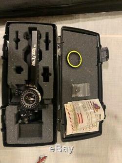 Hoyt Rx-3 Turbo Pack Carbone Avec Entièrement Mis En Place Tous Les Éléments Essentiels De Chasse