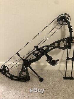 Hoyt Rx-3 Ultra Grey Storm Spider 6 Tir À L'arc De Chasse Tracker Stabilisateur