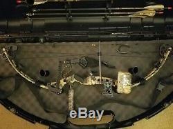 Hoyt Sapphire Zr200 Chasse Composé D'arc À Droite Prix-60ib