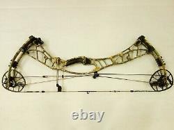 Hoyt Tir À L'arc Axius Ultra 30 32 Rh 60# 70# Realtree Edge Utilisé