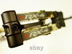 Hoyt Tir À L'arc Carbone Rx-4 Alpha 28 30 Rh 50# 60# Subalpine Nouveau