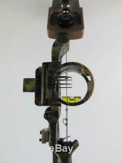 Hoyt Ultratec Xt2000 Camo Composé Chasse À L'arc Sight & Quiver Stabilisateur Flèches