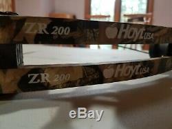 Hoyt Zr200 Zr 200 Arc À Poulies Arc De Chasse Flèches Whisker Boulons