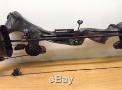 Hunting 48 Bow- Archerie Compose Oneidas Aero Force X80 Camouflage