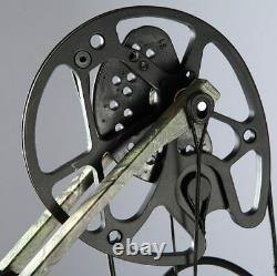 Jeu D'arc De Chasse 30-70lbs Recurve Tir À L'arc Composé Bow Main Droite