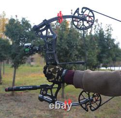 Launch Steel Ball Compound Bow Shooting Bow And Arrow Outdoor Hunting