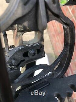 Loaded 2010 Diamond Rock 2.0 Paquet De Chasse À L'arc Composé De 29 Po, Main Droite, 60 Lb