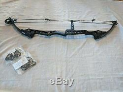 Mathews Bow Conquest Apex Droit Handed Avec Extra Cams Hunting / Target