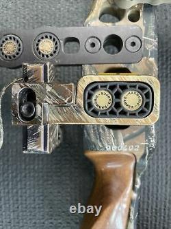 Mathews Drenalin Rh 70# 28 Camo No Reserve Ready To Hunt