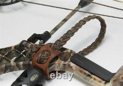 Mathews Heli-m Composé De Chasse Bow 50-60 Lb 27 Dessiner Le Stabilisant Hha Sight Axion