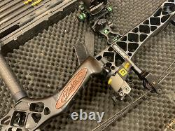 Mathews Monster Wake Compound Hunting Bow Avec Extras