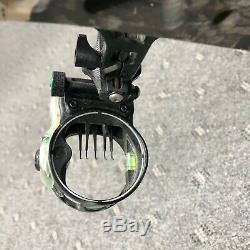 Mathews Switchback Solocam Composé Bow Rh 30.5 70 Tirage Au Sort Lb Prêt À Hunt