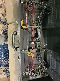 Mathews Vxr 31,5 Rh Compound Hunting Bow