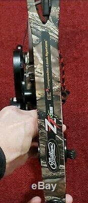 Mathews Z7 Hunting Extreme Bow Personnalisés Loaded! Concurrence Ou Woods Prêt