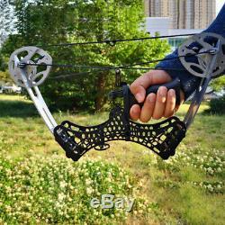 Mini Bow Set Composé De Vue Droite Gauche Chasse Tir À L'arc À La Main Évacuez 80%