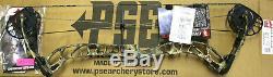 New 2020 Pse Bow Brute Force Nxt Mossy Oak Camo 70 # Rh Chasse Livraison Gratuite
